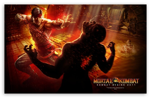 Mortal Kombat 9 Liu Kang 4k Hd Desktop Wallpaper For Tablet