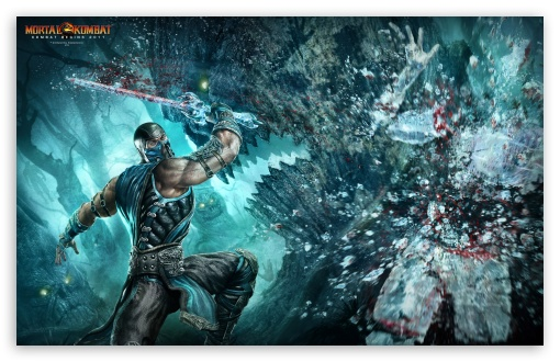 Mortal Kombat 9 Sub Zero HD wallpaper for Wide 16:10 5:3 Widescreen WHXGA WQXGA WUXGA WXGA WGA ; HD 16:9 High Definition WQHD QWXGA 1080p 900p 720p QHD nHD ; Standard 3:2 Fullscreen DVGA HVGA HQVGA devices ( Apple PowerBook G4 iPhone 4 3G 3GS iPod Touch ) ; Mobile 5:3 3:2 16:9 - WGA DVGA HVGA HQVGA devices ( Apple PowerBook G4 iPhone 4 3G 3GS iPod Touch ) WQHD QWXGA 1080p 900p 720p QHD nHD ;