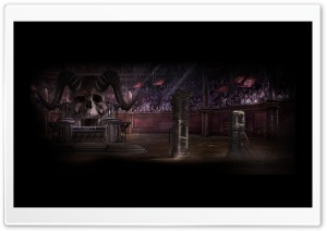 Mortal Kombat Kahn Arena HD Wide Wallpaper for 4K UHD Widescreen desktop & smartphone