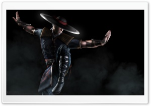 Mortal Kombat X - Kung Lao HD Wide Wallpaper for Widescreen