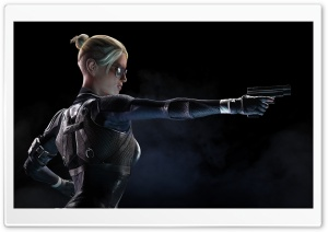Mortal Kombat X Cassie Cage HD Wide Wallpaper for 4K UHD Widescreen desktop & smartphone