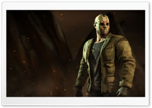 Mortal Kombat X Jason HD Wide Wallpaper for 4K UHD Widescreen desktop & smartphone