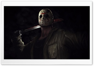 Mortal Kombat X Jason Voorhees HD Wide Wallpaper for 4K UHD Widescreen desktop & smartphone