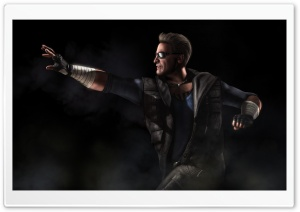 Mortal Kombat X Johnny Cage HD Wide Wallpaper for Widescreen