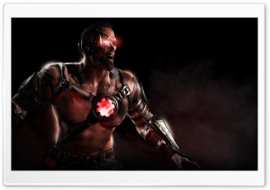 Mortal Kombat X Kano HD Wide Wallpaper for 4K UHD Widescreen desktop & smartphone