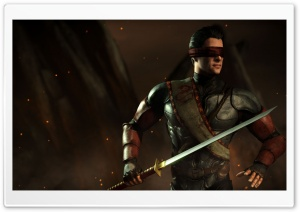 Mortal Kombat X Kenshi HD Wide Wallpaper for 4K UHD Widescreen desktop & smartphone
