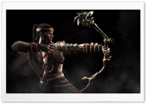 Mortal Kombat X Kung Jin Ultra HD Wallpaper for 4K UHD Widescreen desktop, tablet & smartphone