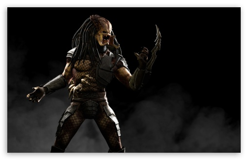 Mortal Kombat X Predator 4k Hd Desktop Wallpaper For 4k