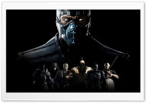Mortal Kombat X XL Edition HD Wide Wallpaper for Widescreen