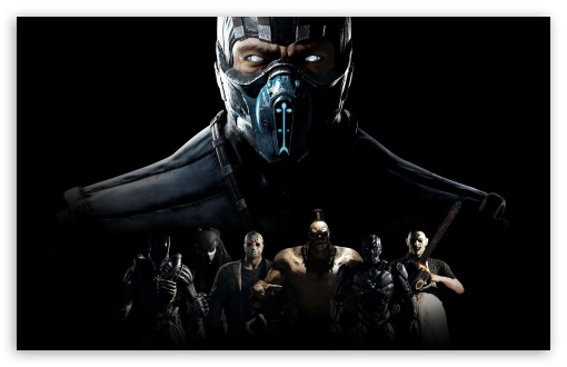 Mortal Kombat X Xl Edition Ultra Hd Desktop Background Wallpaper