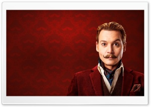 Mortdecai 2015 Movie HD Wide Wallpaper for Widescreen