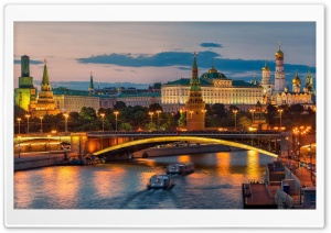 Moscow HD Wide Wallpaper for Widescreen