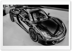 Most Beautiful Cars In The World   Black And White HD Wide Wallpaper for Widescreen