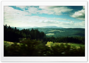Motion Blur Photography HD Wide Wallpaper for Widescreen