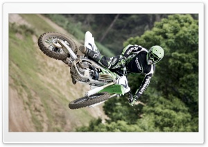 Motocross 10 HD Wide Wallpaper for Widescreen