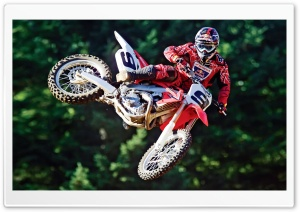 Motocross 23 HD Wide Wallpaper for Widescreen