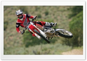 Motocross 25 HD Wide Wallpaper for Widescreen