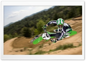 Motocross 27 HD Wide Wallpaper for Widescreen