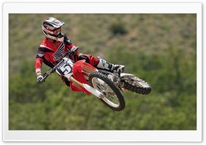 Motocross 3 HD Wide Wallpaper for Widescreen