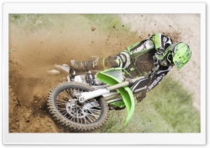 Motocross 33 HD Wide Wallpaper for Widescreen