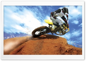 Motocross 34 HD Wide Wallpaper for 4K UHD Widescreen desktop & smartphone