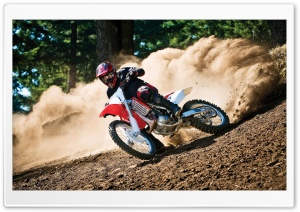 Motocross 35 HD Wide Wallpaper for Widescreen