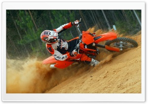 Motocross 37 HD Wide Wallpaper for Widescreen