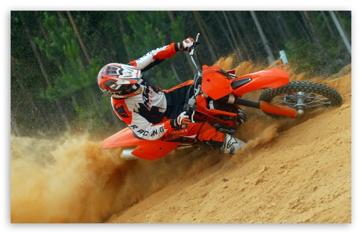 10 New Ktm Dirt Bike Wallpapers Full Hd 1080p For Pc: Motocross 37 4K HD Desktop Wallpaper For 4K Ultra HD TV