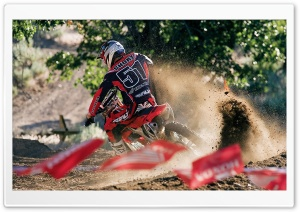 Motocross 39 HD Wide Wallpaper for Widescreen