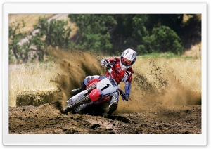 Motocross 40 HD Wide Wallpaper for Widescreen