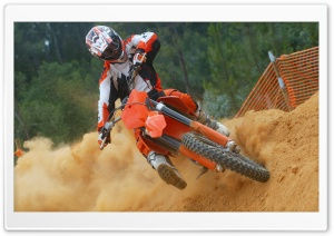 Motocross 41 HD Wide Wallpaper for Widescreen