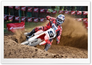 Motocross 42 HD Wide Wallpaper for Widescreen
