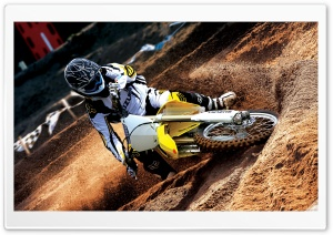 Motocross 45 HD Wide Wallpaper for Widescreen