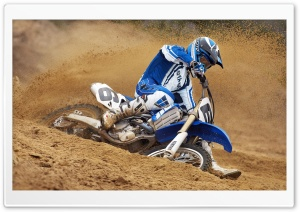Motocross 47 HD Wide Wallpaper for Widescreen