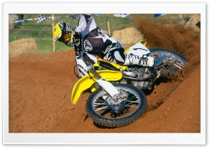 Motocross 48 HD Wide Wallpaper for Widescreen