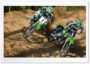 Motocross 49 HD Wide Wallpaper for Widescreen