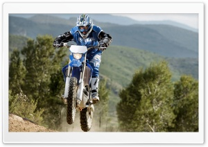 Motocross 5 HD Wide Wallpaper for Widescreen