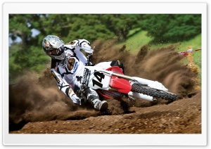 Motocross 50 HD Wide Wallpaper for Widescreen