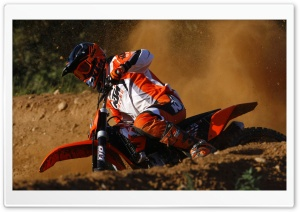Motocross 51 HD Wide Wallpaper for Widescreen
