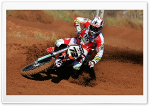 Motocross 53 HD Wide Wallpaper for Widescreen