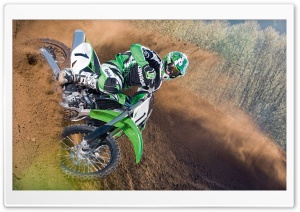 Motocross 55 HD Wide Wallpaper for Widescreen