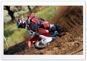 Motocross 56 HD Wide Wallpaper for Widescreen