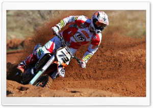 Motocross 60 HD Wide Wallpaper for Widescreen