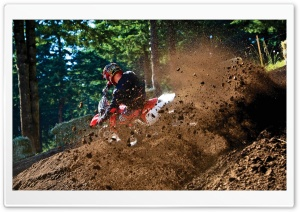 Motocross 63 HD Wide Wallpaper for Widescreen