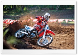 Motocross 64 HD Wide Wallpaper for Widescreen