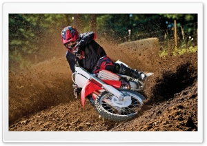 Motocross 68 HD Wide Wallpaper for Widescreen