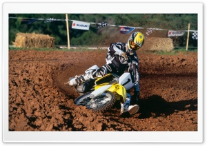 Motocross 69 HD Wide Wallpaper for Widescreen