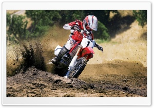 Motocross 70 HD Wide Wallpaper for Widescreen