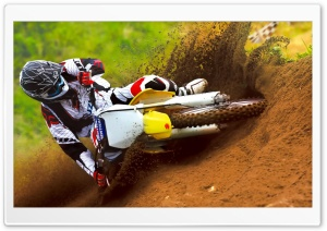 Motocross 71 HD Wide Wallpaper for Widescreen