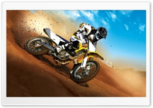 Motocross 72 HD Wide Wallpaper for Widescreen